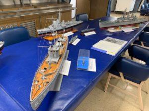 Model Con 2021 Aboard the Battleship @ Battleship New Jersey