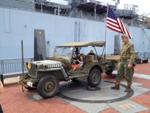 WWII Victory Day Aboard the Battleship @ Battleship New Jersey