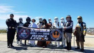 STAR WARS DAY @ Battleship New Jersey