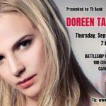 Doreen Taylor LIVE on the Battleship New Jersey