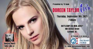 Doreen Taylor LIVE @ Battleship New Jersey